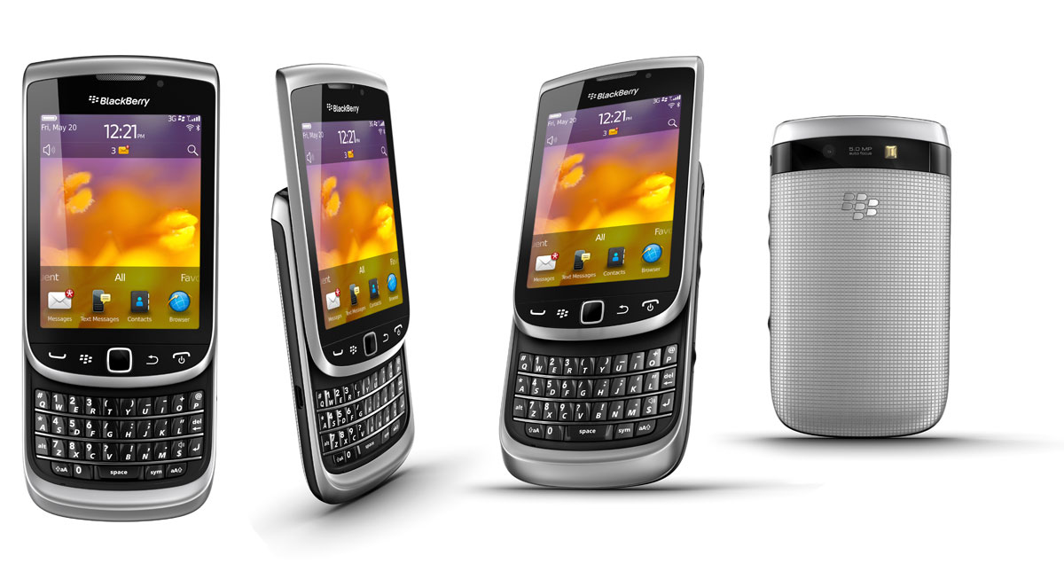 BlackBerry Torch 9810 Coming on August 21 for $49.99