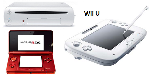 Wii And 3DS