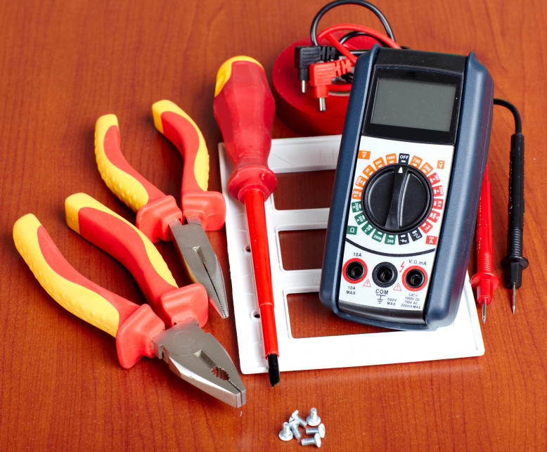 Tools For Handling Electrical Works
