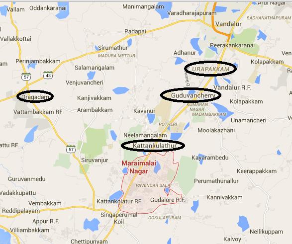 Unprecedented growth makes Maraimalai Nagar hot for property investment.