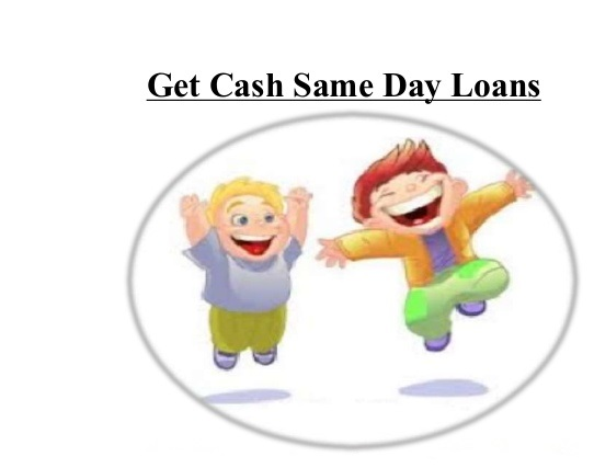 Get Loans On The Same Day!