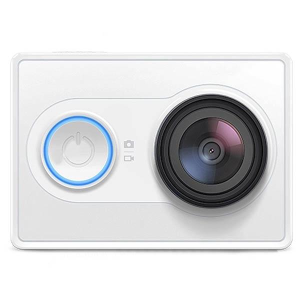 Original XiaoMi Yi 1080P Ambarella A7LS WIFI Sports Action Camera – GREEN
