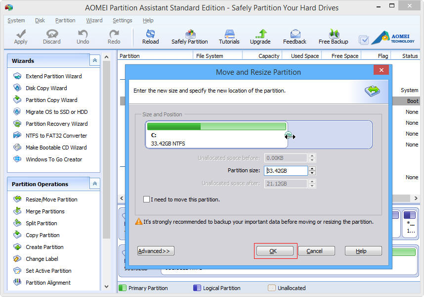 AOMEI Partition Assistant Standard 6.0 Review: Safely Partition Your Hard Drive In Windows 10