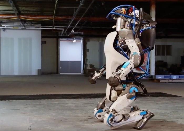 'Next Generation' Atlas Robot by Boston Dynamics