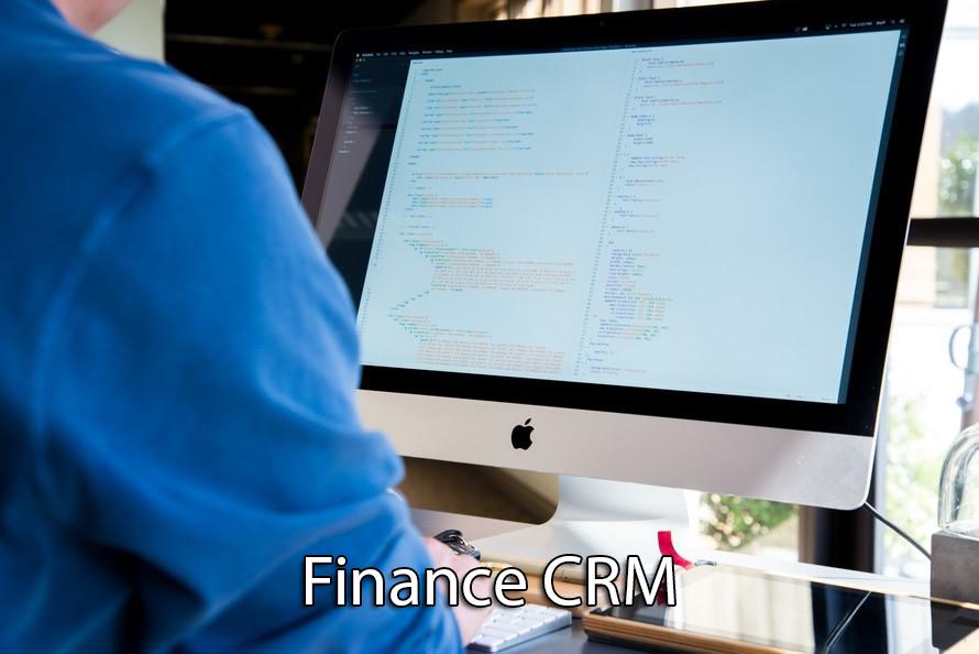 finance CRM