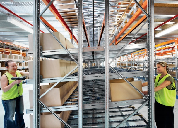 Hi-Tech Integrated Systems For A Truly Contemporary Warehouse