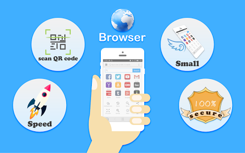 Top 3 Android Browsers
