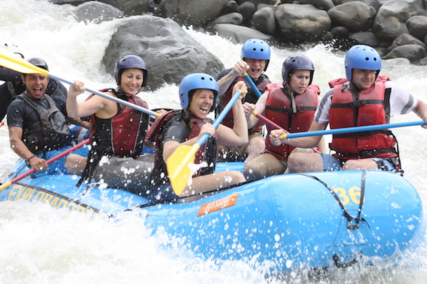Going For Whitewater Rafting? - Learn About Some Of The Safety Tips