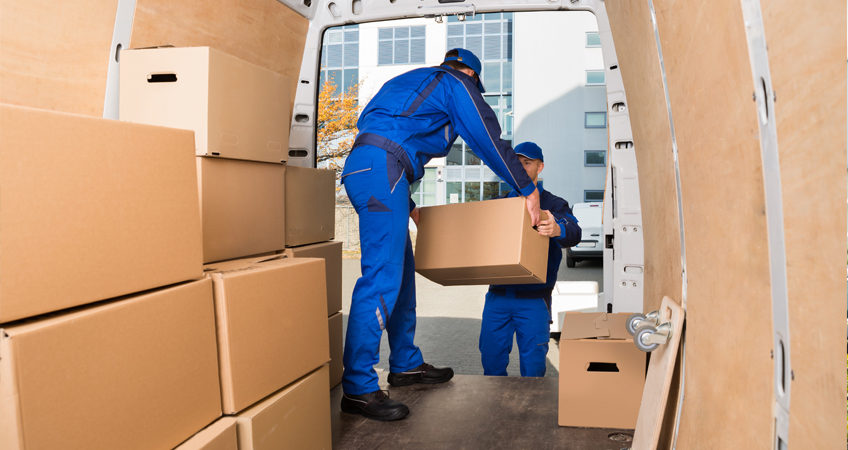 Hire Professional Services To Move Your Goods To Different Destinations