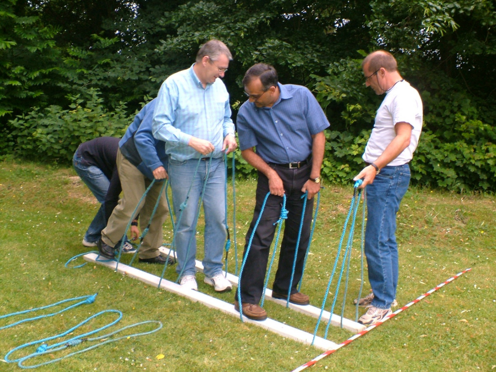 Helping Your Brand Through Corporate Team Building Activities In London
